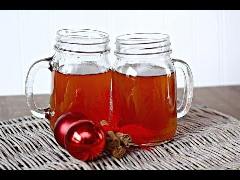 Grandma's Warm Spiced Cider Recipe | Six Sisters' Stuff