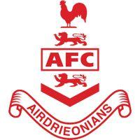 2002, Airdrieonians F.C. (Airdrie, Scotland) #AirdrieoniansFC #Airdrie #Scotland (L9178)