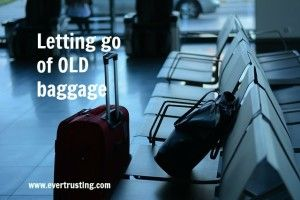 When I first met my honey, I had BAGGAGE. It's the truth. I'm not ashamed to admit it. I was severely burned by past relationships and had lost all trust in men. I liked my honey though. I mean I really liked him. There was something different about him that made me think he was ... [Read more...]