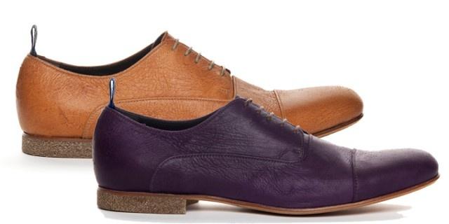 Alberto Guardiani scarpe uomo primavera estate 2013 - look minimal e sofisticato, caratterizzato da linee pulite e materiali pregiati,