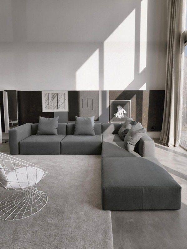 Sectional Sofa BLO By Désirée Design Roberto Gobbo