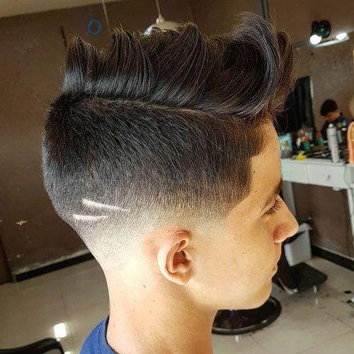 17 Best Ideas About Men S Faux Hawk On Pinterest: Best 25+ Fade Haircut Ideas On Pinterest
