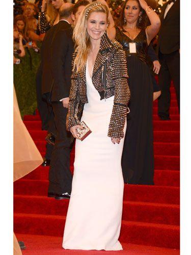 Sienna Miller at the #MetGala 2013