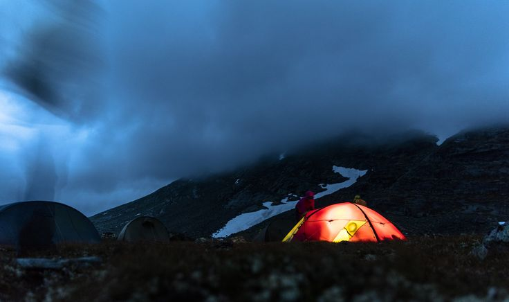 Home is where you walk to.. among Jotunheimens beautiful fjords and mountains..  #tent #Jotunheimen #norway