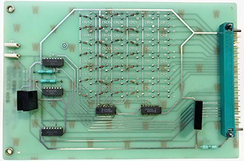 Westinghouse Electric Company 3359C62G02 RCS Slave Cycler Decoder Logic Board #WestinghouseElectricCompany