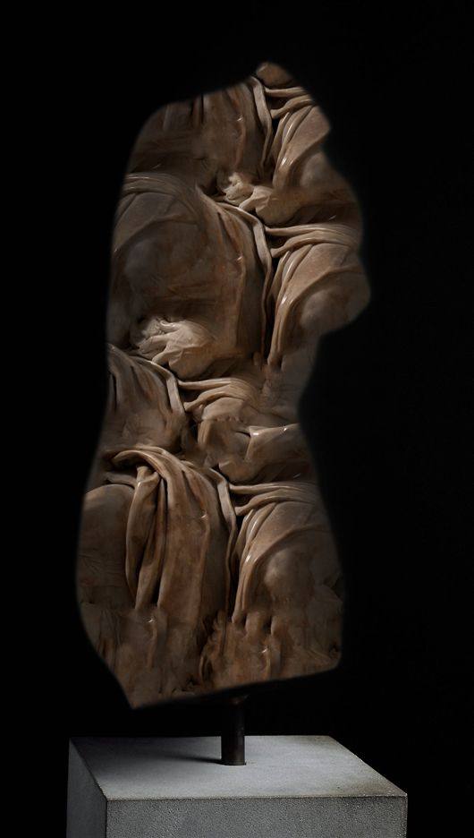 скульптура автор Ul Faber