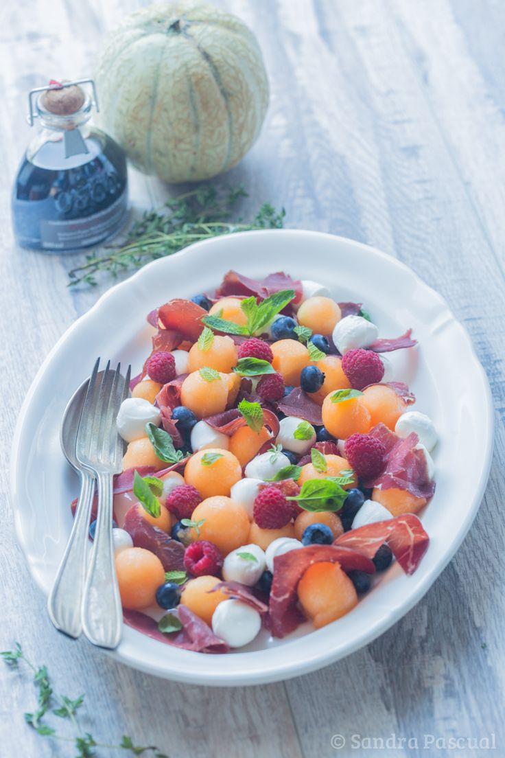 17 Meilleures Id Es Propos De Salade Au Myrtille Sur