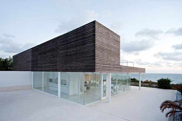 DBJC House, Conil, Cádiz by Alberto Campo Baeza