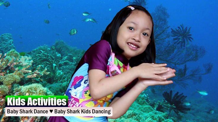Baby Shark Dance ♥ Baby Shark Kids Dancing