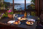 Hotels in Carmel CA with Ocean View   Tickle Pink Inn   Carmel CA
