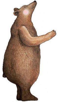 Großer Bär Sticker