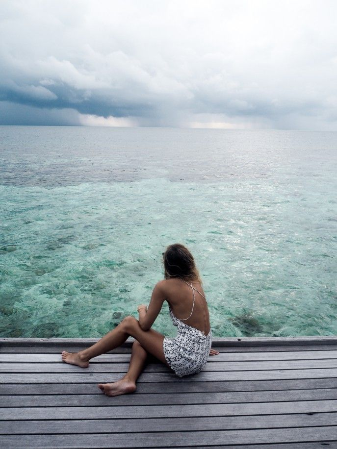Fashion Me Now | Maldives Huvafen Fushi_