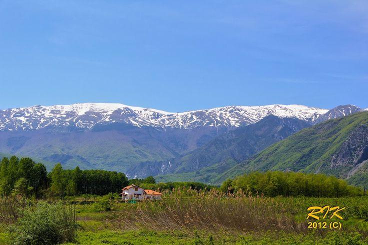 #Aridaia Mountain Range, #macedonia #greece #visitgreecegr #greeceinphotos