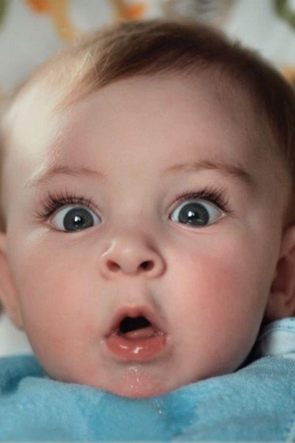 amazing   babys face    funny