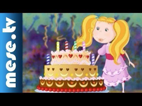 Halász Judit: Boldog születésnapot (gyerekdal, születésnapi dal) - YouTube