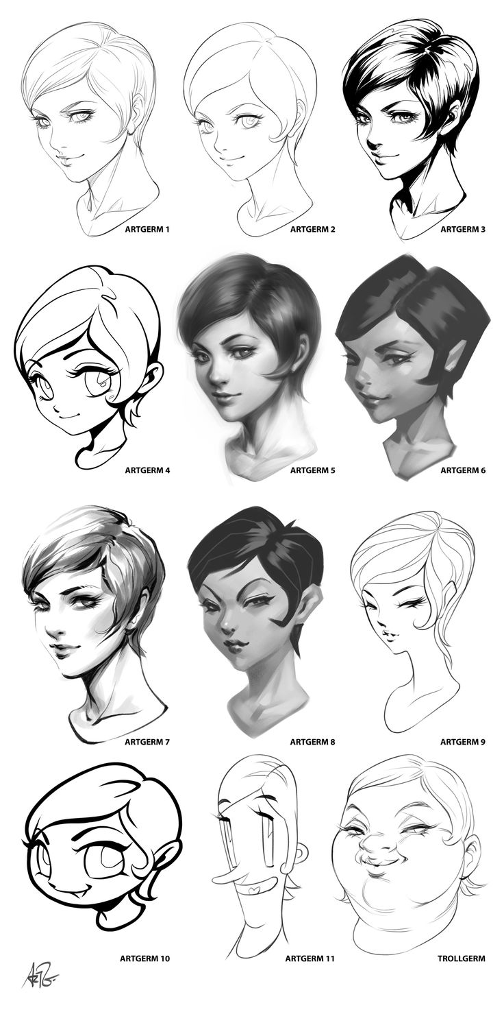 Artgerm Style Challenge By