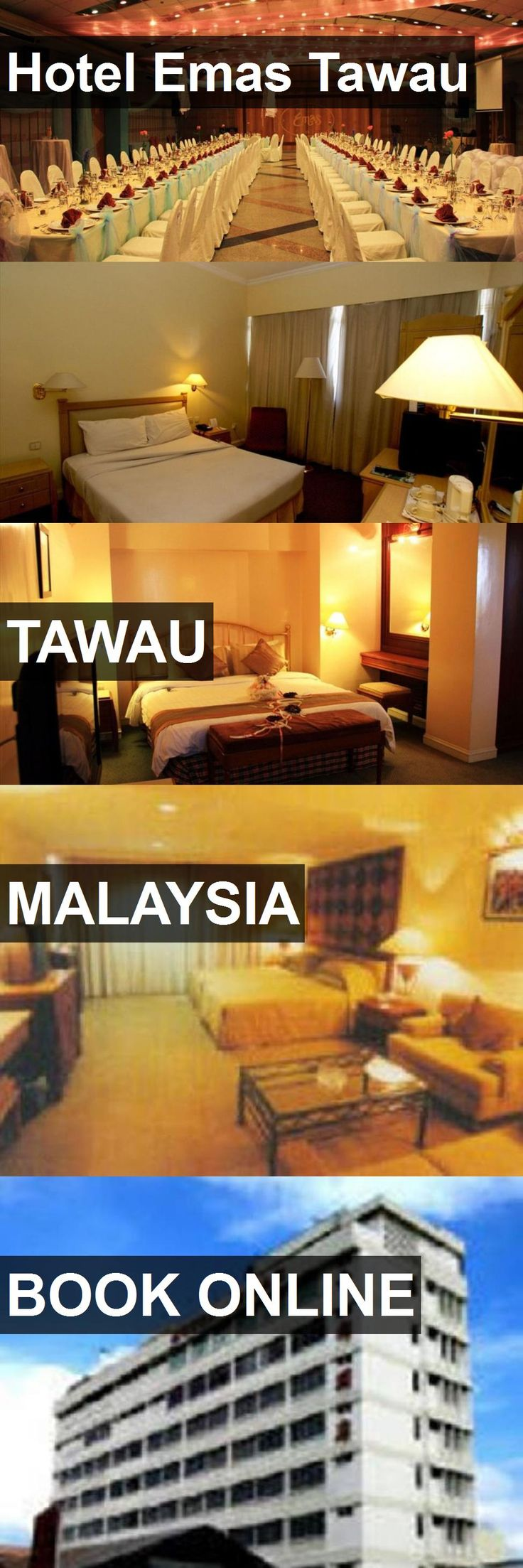 Hotel Hotel Emas Tawau in Tawau, Malaysia. For more information, photos, reviews and best prices please follow the link. #Malaysia #Tawau #HotelEmasTawau #hotel #travel #vacation