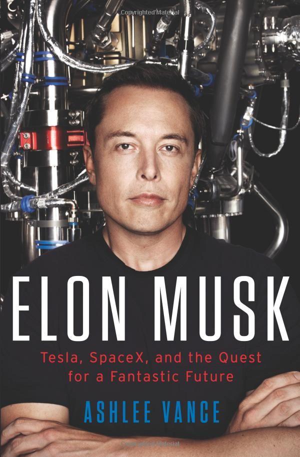 Elon Musk: Tesla, SpaceX, and the Quest for a Fantastic Future Hardcover  USD $21.03  http://www.amazon.com/gp/product/0062301233/ref=as_li_tl?ie=UTF8&camp=1789&creative=390957&creativeASIN=0062301233&linkCode=as2&tag=wwwablazemmas-20&linkId=FIVK4MKPX7MFKYIV
