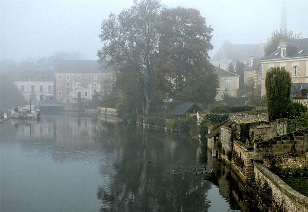 The wine route Le Loir, Pays de la Loire : The Good Life France