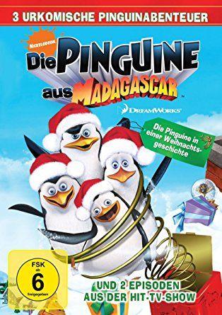 Die Pinguine aus Madagascar: Die Pinguine in einer Weihnachtsgeschichte [DVD]