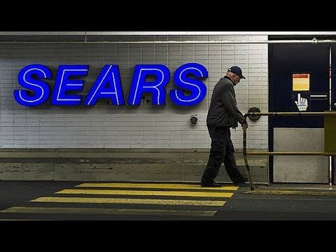 Sears Canada paid out 4 times more to Shareholders than to Pension plan