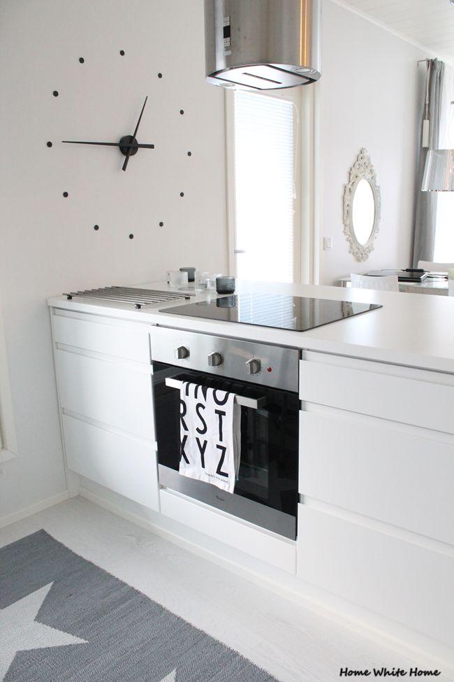 White kitchen - Home White Home