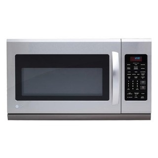 LG Microwave Convection
