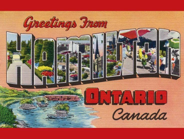 Hamilton, Ontario - Kanada / Canada