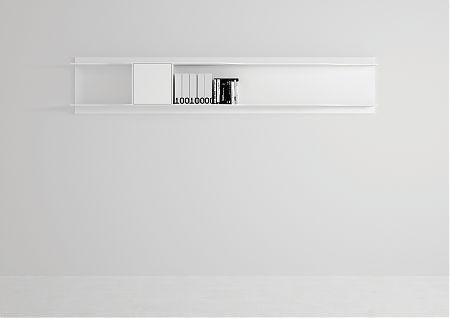 System przechowywania Wave / MDF Italia / Showroom Store