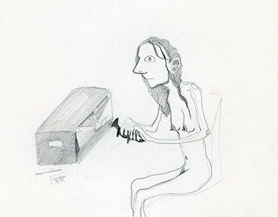 "Check out new work on my @Behance portfolio: ""La (ropa) del pez"" http://be.net/gallery/53309733/La-(ropa)-del-pez"