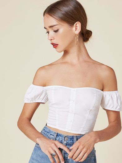 The Joey Top  https://www.thereformation.com/products/joey-top-white?utm_source=pinterest&utm_medium=organic&utm_campaign=PinterestOwnedPins