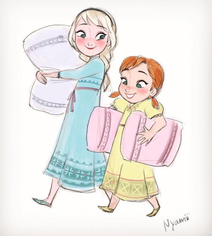Swell 17 Best Images About Frozen On Pinterest Elsa Anna Elsa From Short Hairstyles Gunalazisus