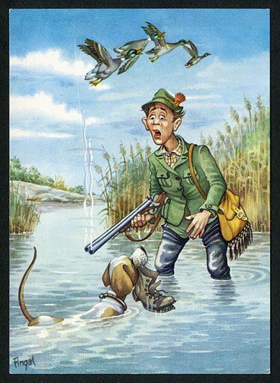 Открытки рыбаку охотнику, картинки про пары