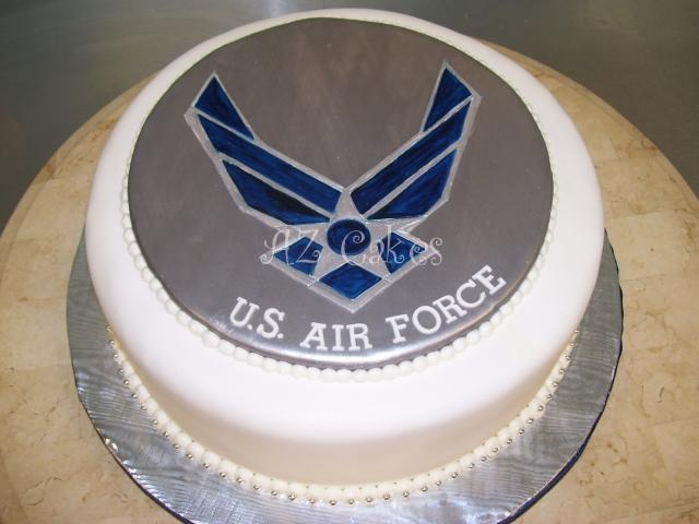 254 best military cakes images on pinterest military for Air force cakes decoration