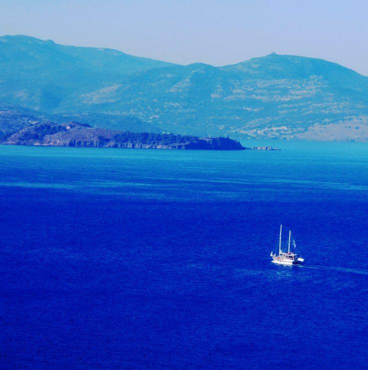 Molyvos,Lesvos - Greece