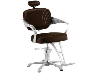 Cadeira Hidráulica - Dompel Adelle com as melhores condições você encontra no Magazine Sualojaverde. Confira!