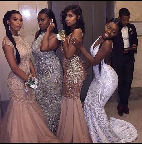 girl, Prom, and dress image