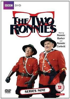 The Two Ronnies - Series 9 NEW PAL 2-DVD Set Barker