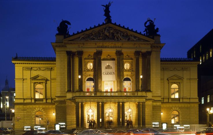 Hotels Near Opera House In Prague