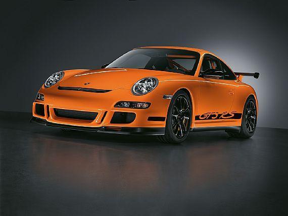 porsche 911   Adrenaline Shot: Porsche 911 GT3RS