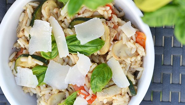 Super Healthy Sunday: Mediterrane rijstsalade - OhMyFoodness