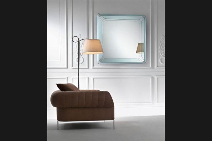 Design Spiegel GALLERY | FIAM | Italian design |GlazenDesignTafel.nl | Design by Marco Acerbis | Interior design | vidre glastoepassingen, Leiden