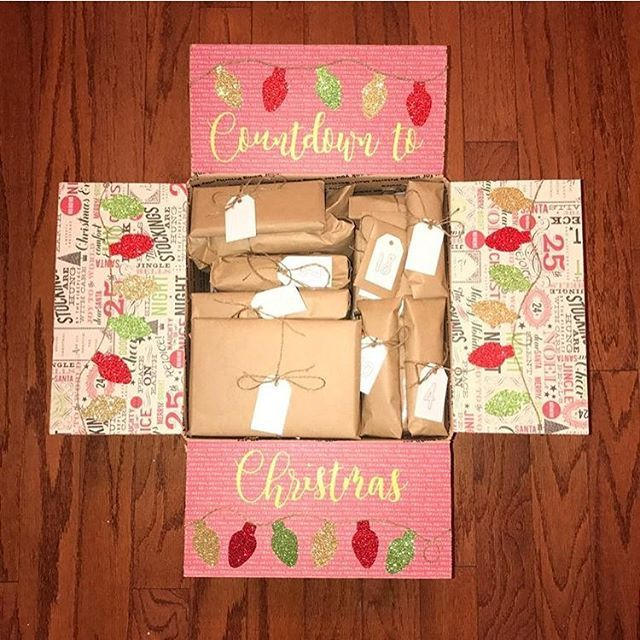 Diy Calendar For Boyfriend : Best christmas care package ideas on pinterest