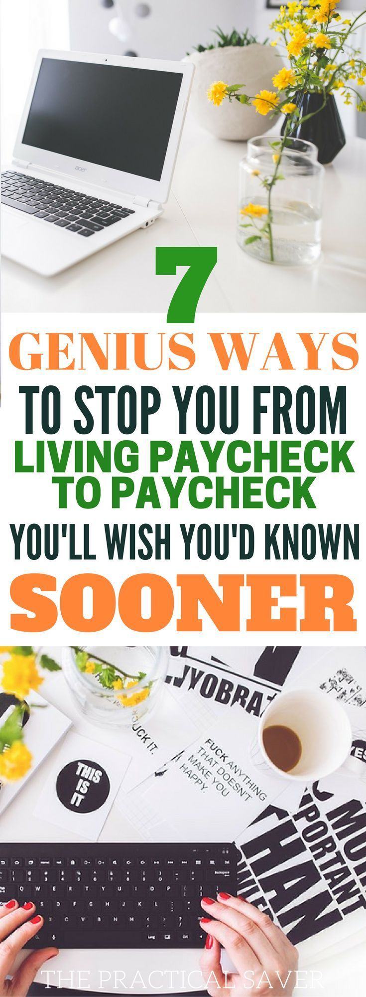 paycheck to paycheck budget l frugal living tips l save money fast l payoff debt fast l how to payoff debt l budget for beginners l side hustle ideas l stop spend money l money management tips l bills organization l money problem solving l personal finance in your 20s