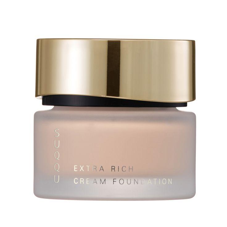 SUQQU Extra Rich Cream Foundation - Everglow Cosmetics #SUQQU