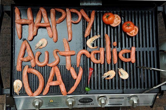 Put another snag on the Barbie this #Australia Day. www.cooloola.org.au
