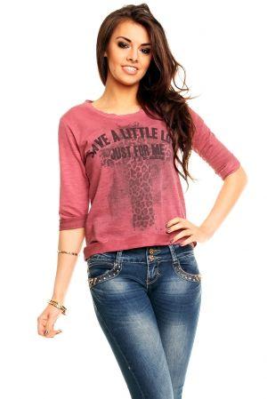 Bluzeczka311A c.róż