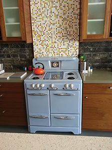 SAVON Appliance Refinishing 818-843-4840 Showcase: stove vintage, Wedgewood stoves, refurbished vintage stoves, antique gas stoves, vintage restoration, antique appliance, vintage appliance, Okeefe and Merritt ranges, antique stove restoration, vintage gas stove,