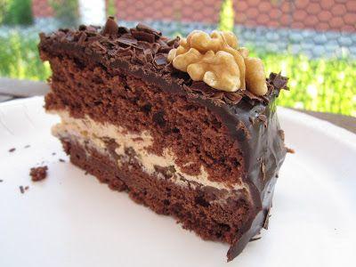 Mau!kas ruokablogi: Vegaaninen suklaakakku