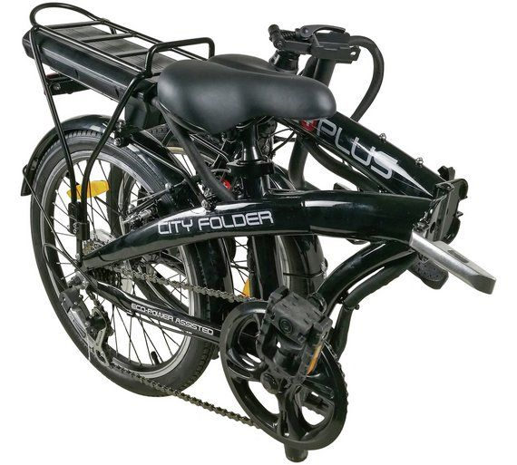 Buy E-Plus 20 Inch Folding Electric Bike at Argos